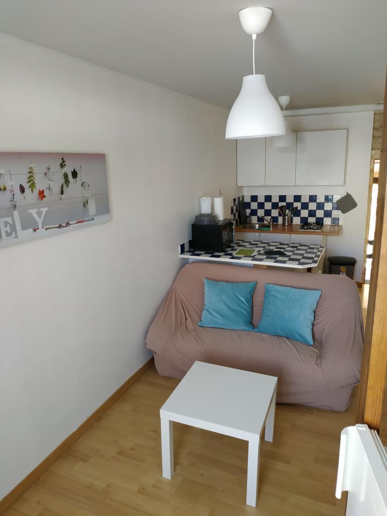 Location particulier Niort, appartement, de 27m²