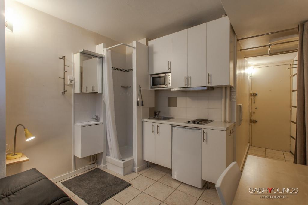 Location appartement entre particulier Levallois-Perret, studio de 11m²