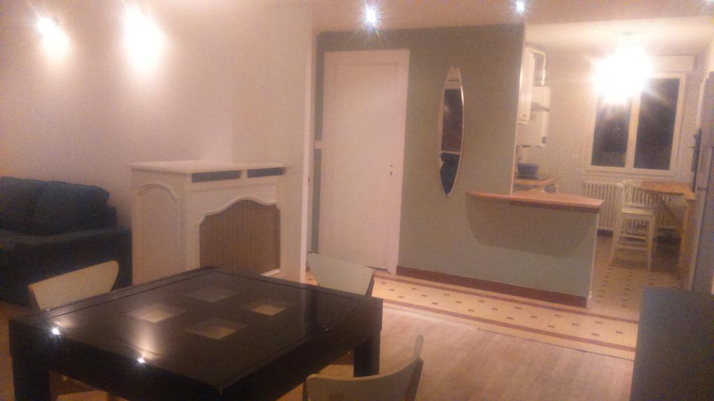 De particulier à particulier Rennes, appartement appartement de 60m²