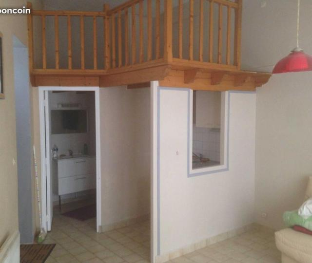 Location appartement T1 Chatellerault - Photo 1
