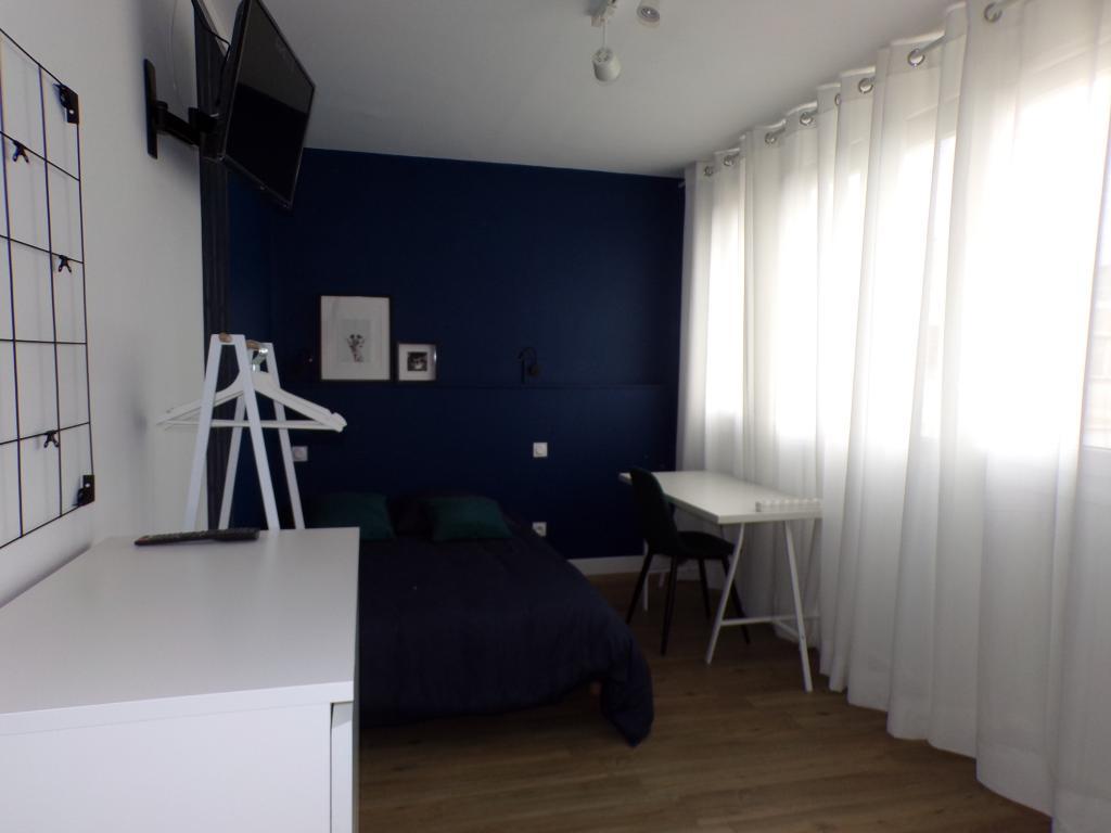 1 chambre disponible en colocation sur Nantes