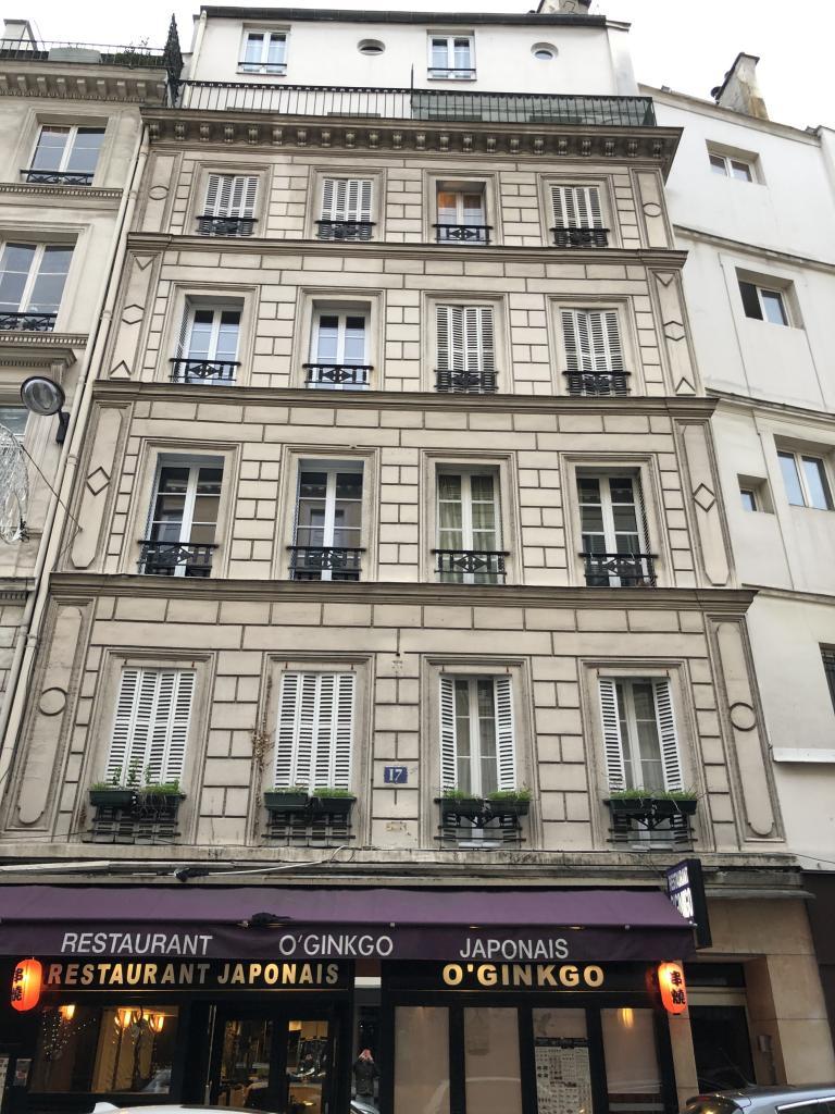 Location immobilière par particulier, Paris 08, type studio, 20m²