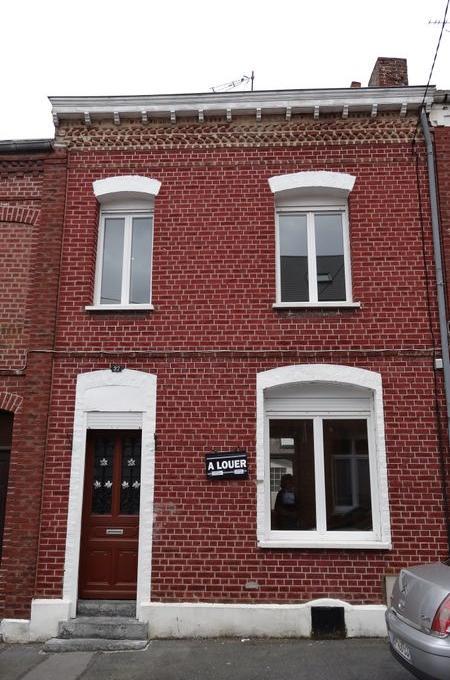 Appartement particulier à Beaumont-en-Cambrésis, %type de 105m²