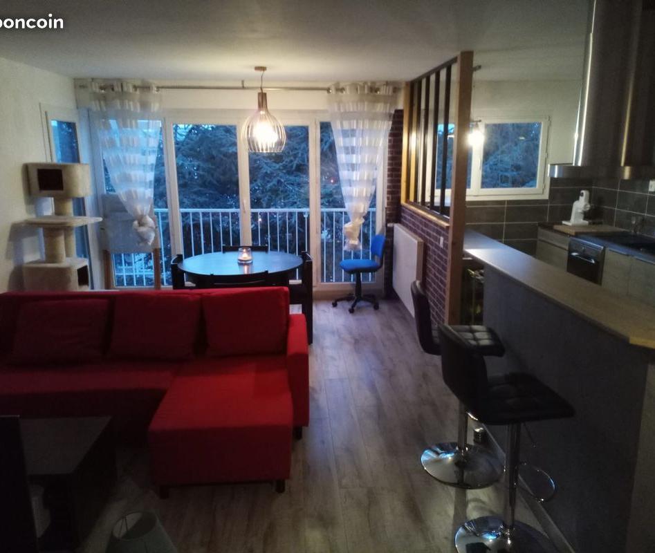 Appartement particulier à Plaisir, %type de 70m²