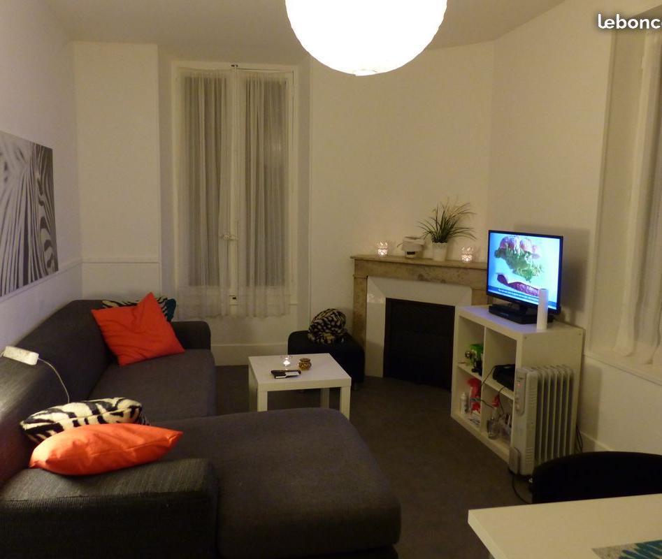 Location particulier à particulier, appartement, de 45m² à Aix-les-Bains