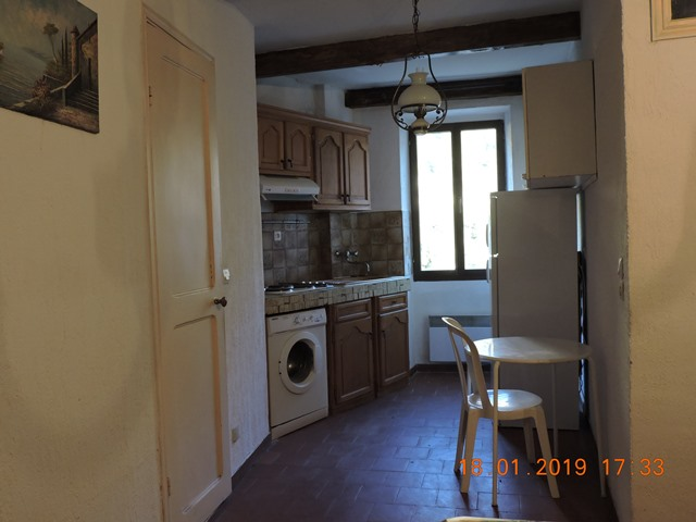 Location appartement T2 Peille - Photo 3