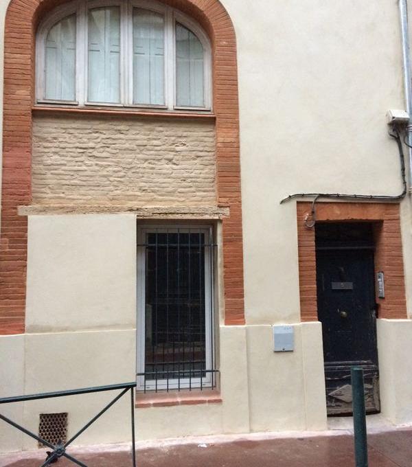 Appartement particulier à Toulouse, %type de 30m²