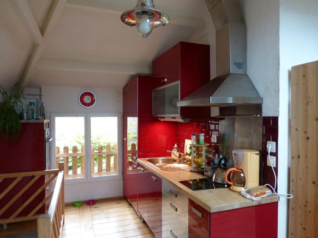 Location de particulier à particulier à Saint-Brieuc, appartement appartement de 40m²
