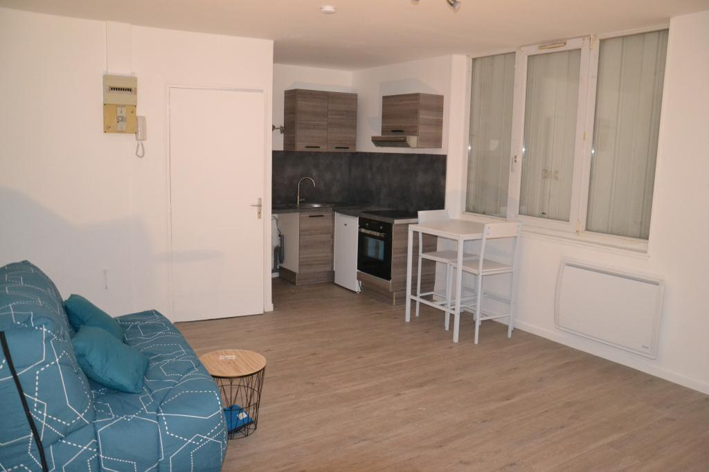 Location de particulier à particulier à Remaucourt, appartement studio de 28m²