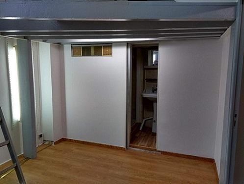 Location appartement entre particulier Toulouse, appartement de 38m²