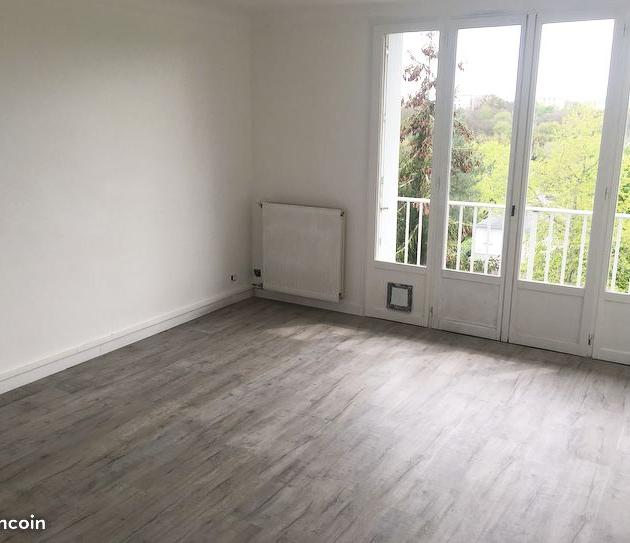 Entre particulier à Nantes, appartement, de 62m² à Nantes