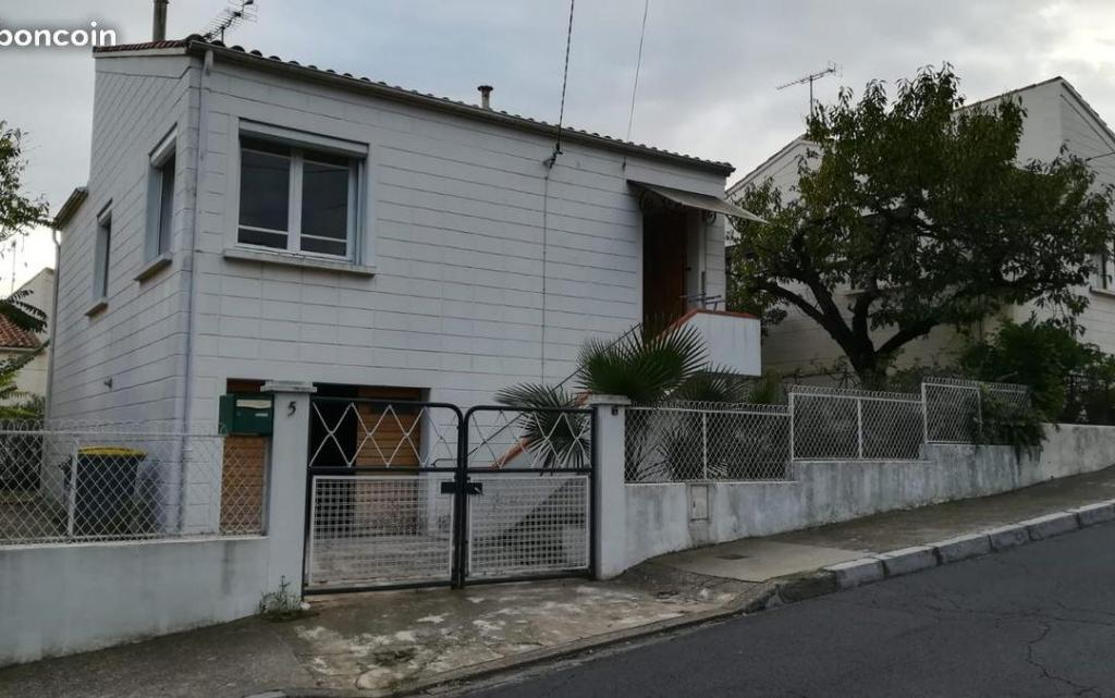 Location de particulier à particulier à Béziers, appartement maison de 70m²