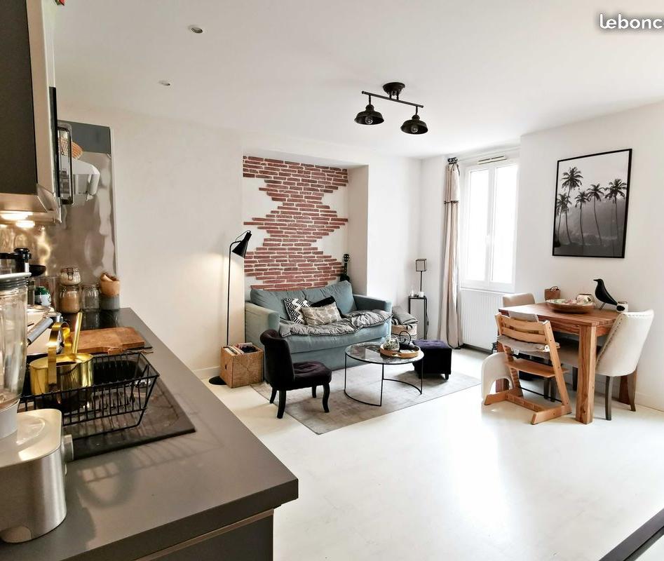 De particulier à particulier Le Cannet, appartement appartement, 53m²