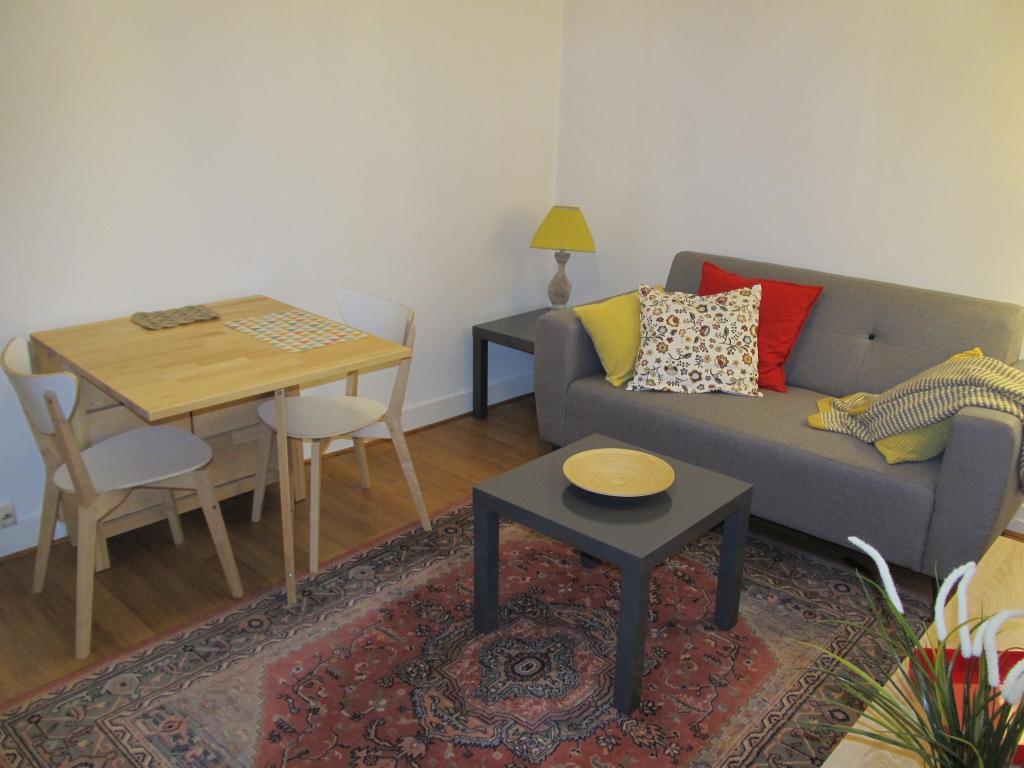 Particulier location, appartement, de 31m² à Nantes