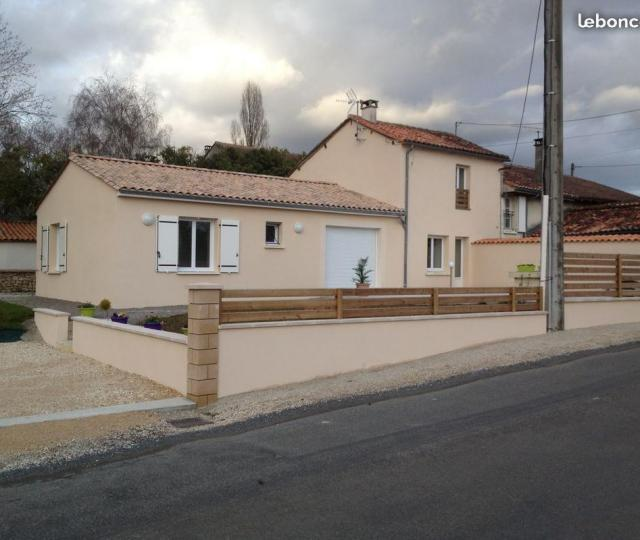 Location maison F5 Taponnat Fleurignac - Photo 1