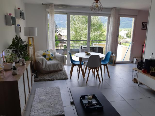 Location appartement T1 Fontanil Cornillon - Photo 2