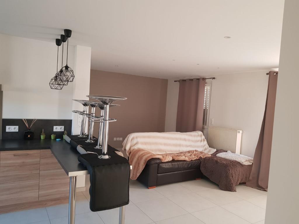 Location de particulier à particulier à Saint-Martin-d'Hères, appartement appartement de 62m²