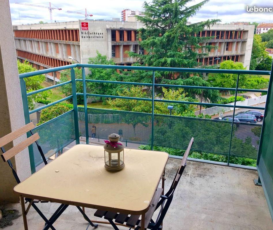 Entre particulier à Toulouse, appartement, de 30m² à Toulouse