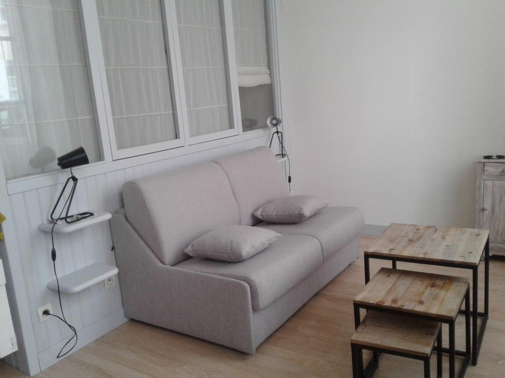 De particulier à particulier, appartement à La Rochelle, 38m²
