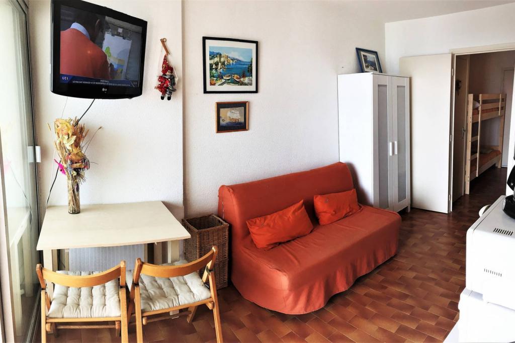 Location particulier à particulier, studio, de 29m² à La Grande-Motte
