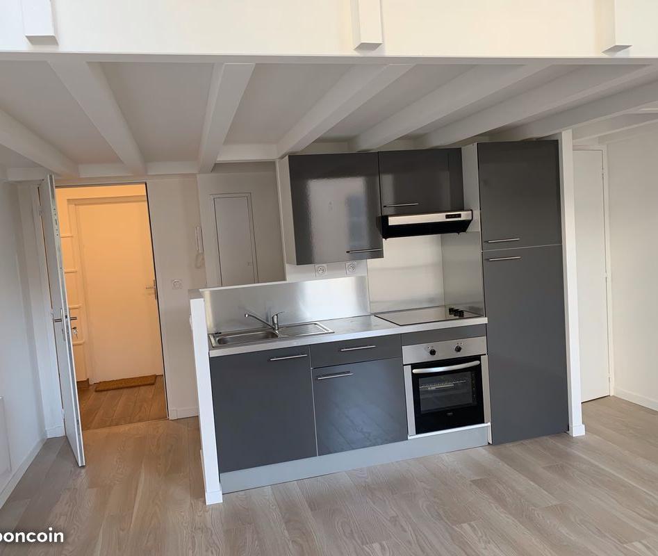Particulier location, appartement, de 33m² à Marseille 06