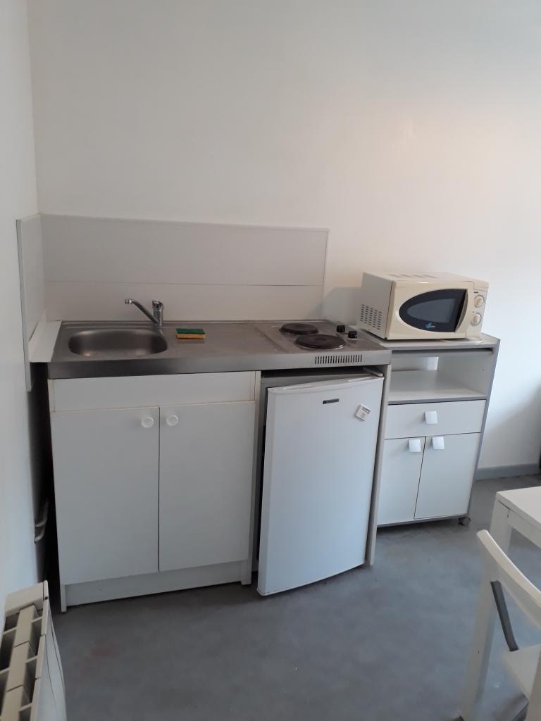 Location appartement entre particulier Bethoncourt, de 27m² pour ce studio