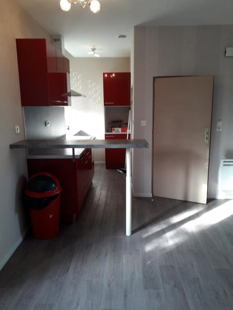 Location appartement T2 Martigne sur Mayenne - Photo 1