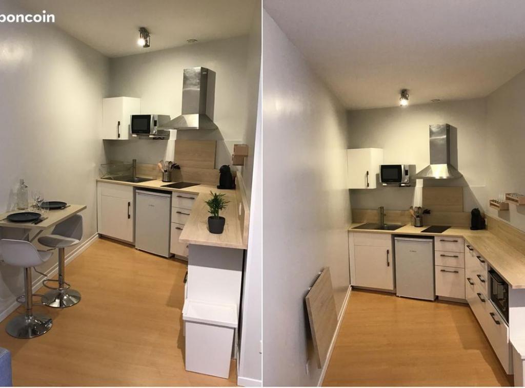 De particulier à particulier Dijon, appartement studio, 24m²