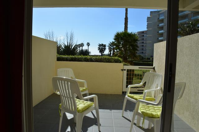 Location studio Canet en Roussillon - Photo 4