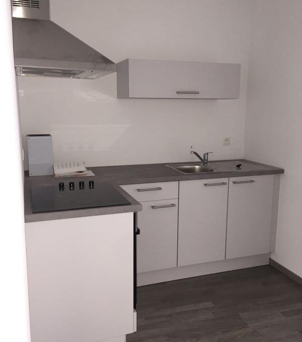 Entre particulier à Bethoncourt, appartement, de 40m² à Bethoncourt