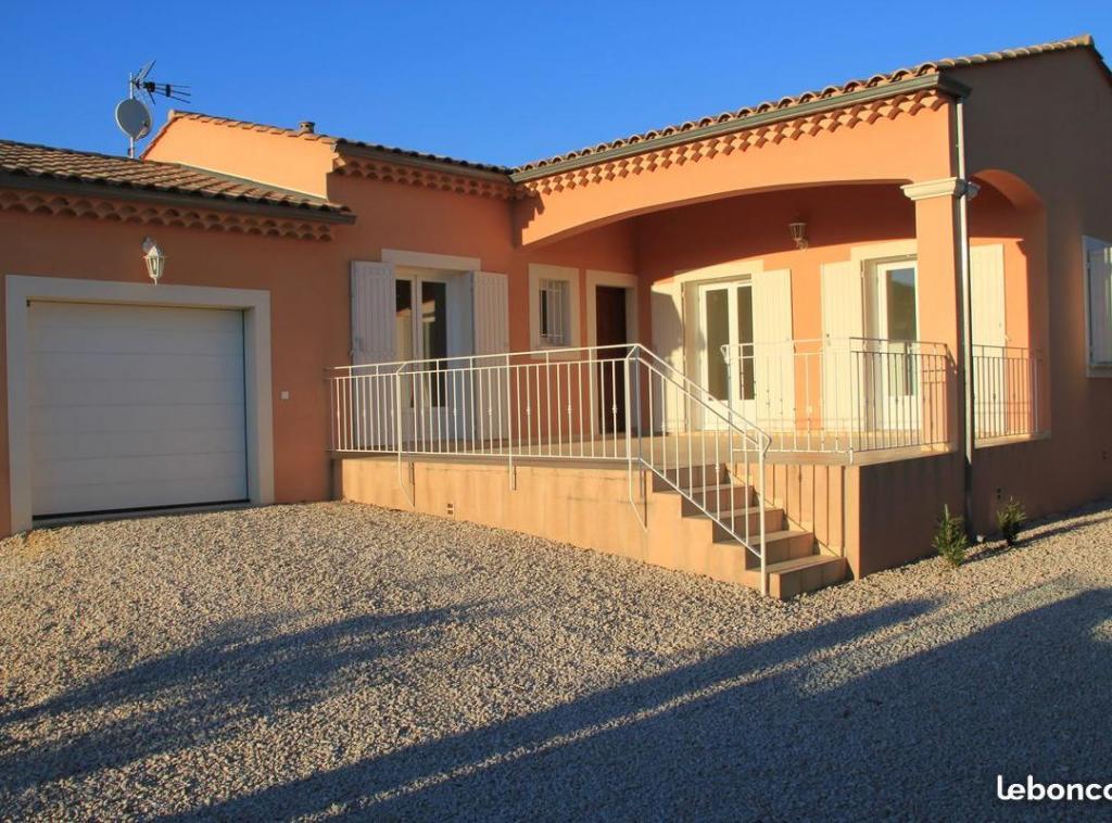 De particulier à particulier Roquemaure, appartement maison de 100m²