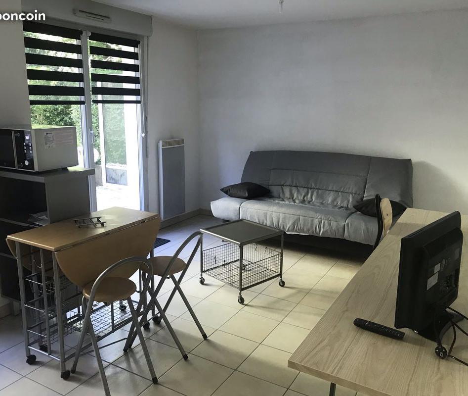 Location immobilière par particulier, Nantes, type appartement, 27m²