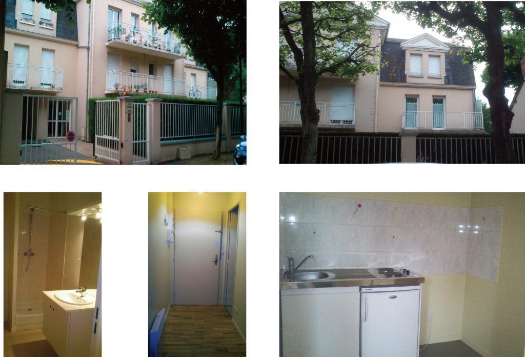 Location immobilière par particulier, Vernon, type studio, 27m²