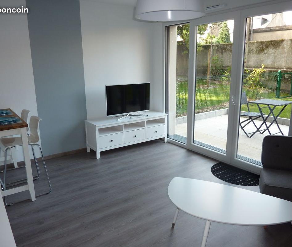 Entre particulier à Nantes, appartement, de 40m² à Nantes
