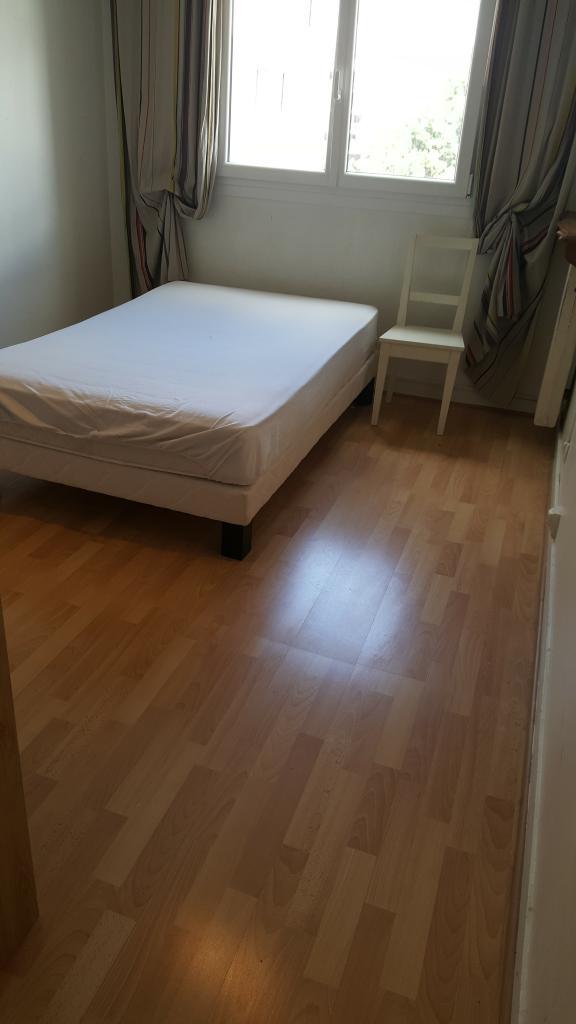 4 chambres disponibles en colocation sur Neuilly sur Marne