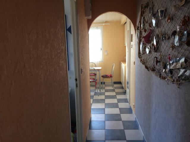 Location appartement T1 Canet Plage - Photo 1