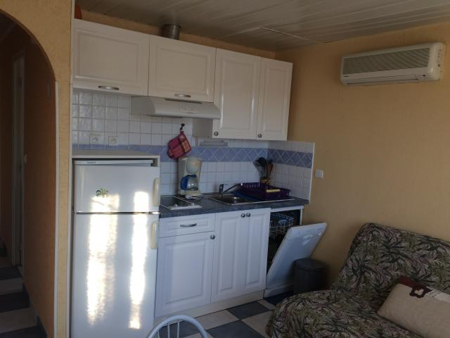 Location appartement T1 Canet Plage - Photo 2