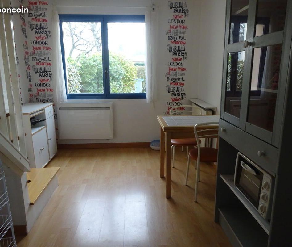 De particulier à particulier Saint-Herblain, appartement appartement de 30m²