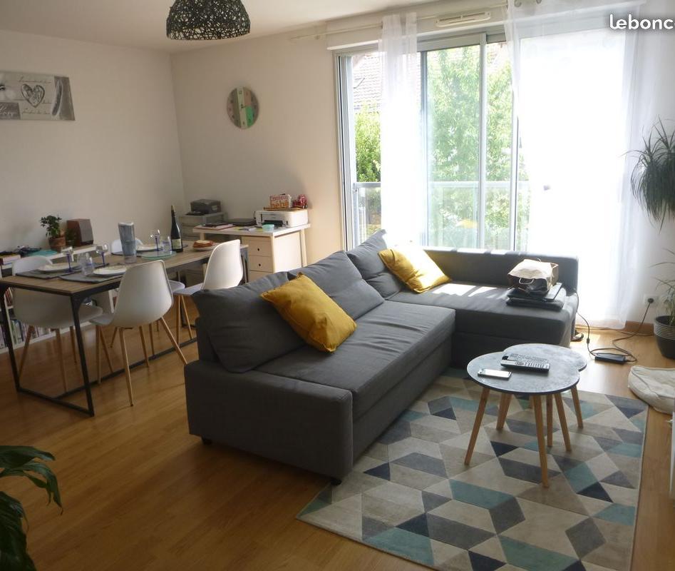 Particulier location, appartement, de 49m² à Nantes