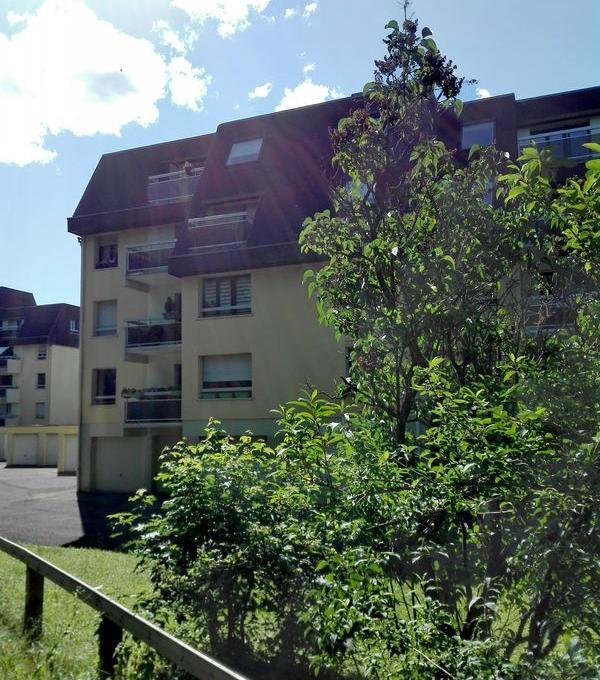 Location de particulier à particulier, appartement, de 53m² à Altorf