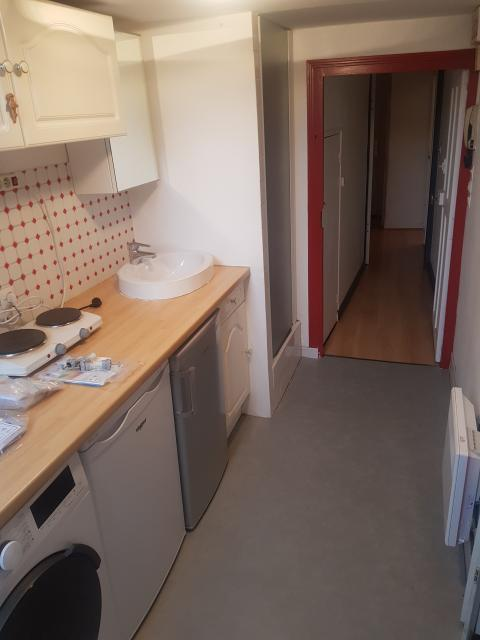 Location appartement T2 Nancy - Photo 2
