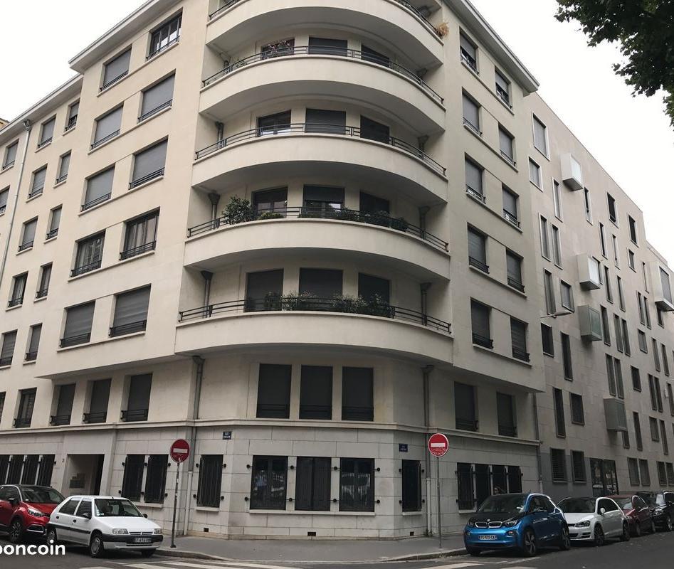 De particulier à particulier Lyon 06, appartement appartement de 83m²