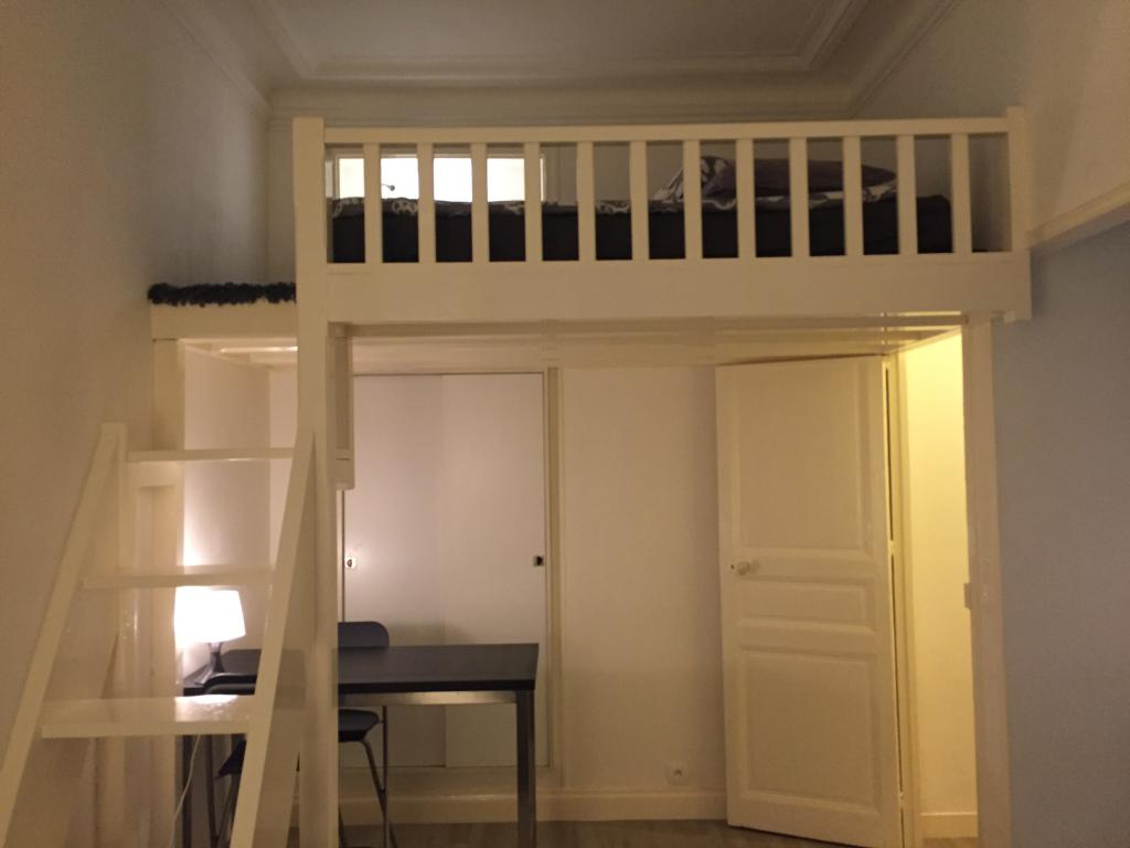 Particulier location, studio, de 25m² à Paris 08