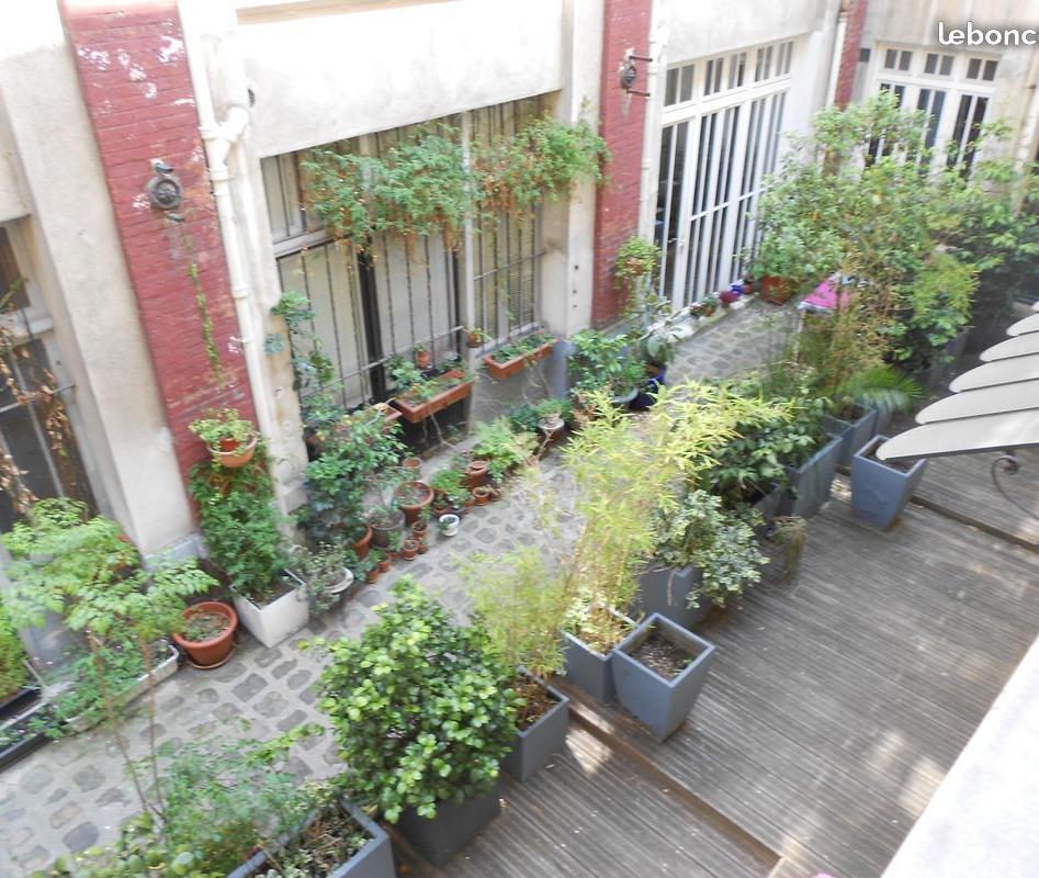 Appartement particulier, appartement, de 40m² à Paris 11