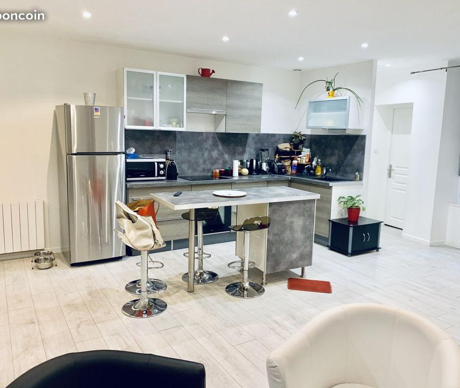 Location particulier à particulier, appartement à Sancé, 80m²