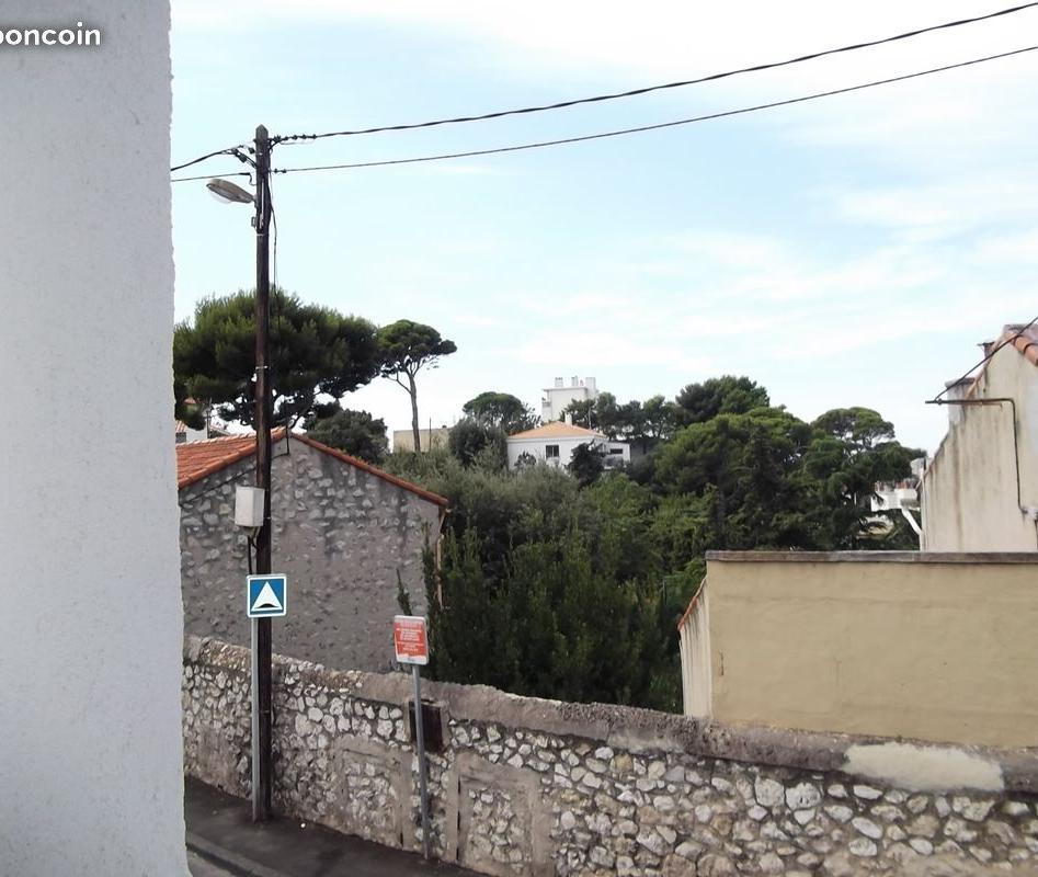 Location particulier, maison, de 58m² à Marseille 07