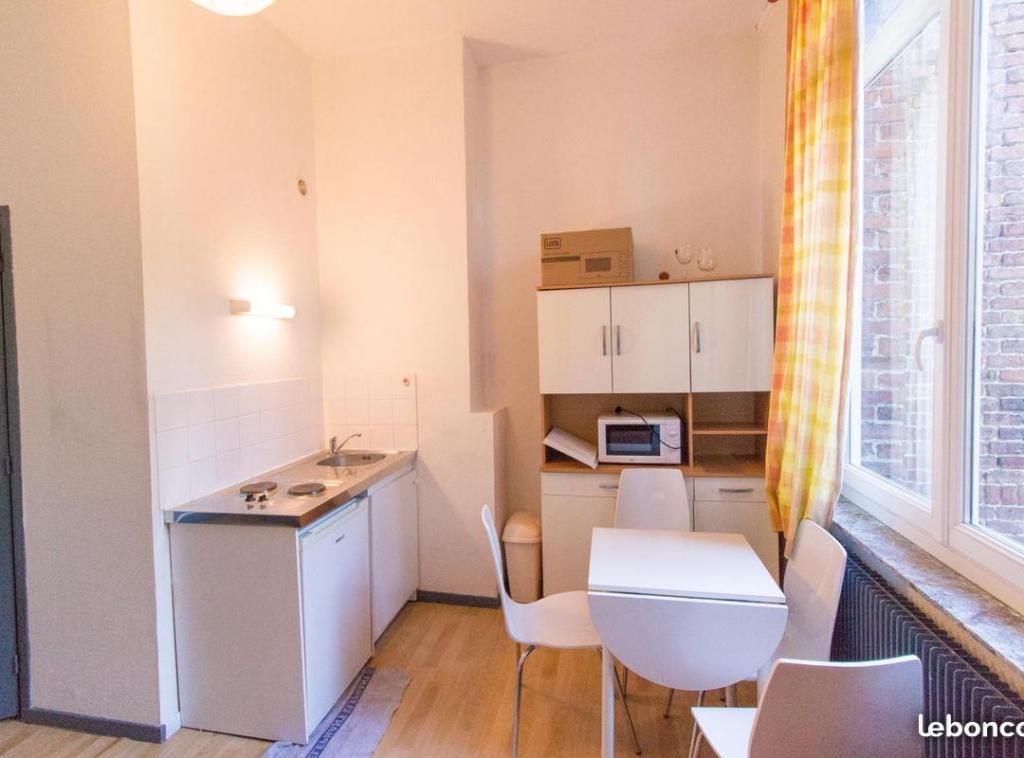 De particulier à particulier Douai, appartement appartement de 23m²
