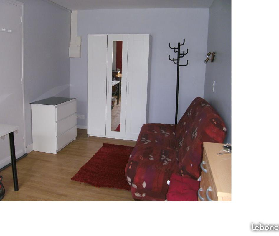 Particulier location, studio, de 20m² à Arras
