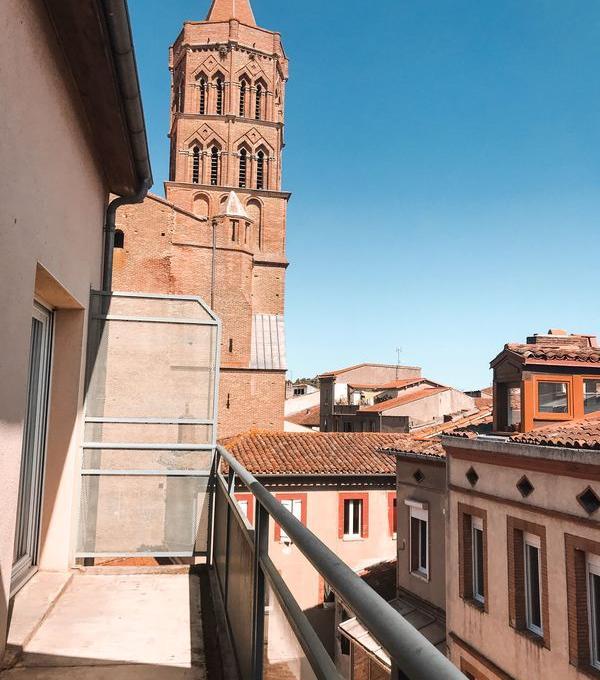 Entre particulier à Toulouse, appartement, de 48m² à Toulouse
