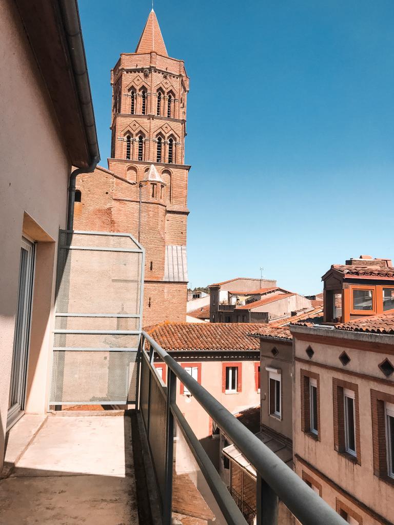 Particulier location, appartement, de 48m² à Toulouse